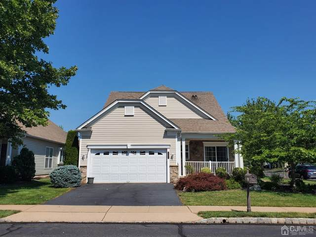 287 Longwood Lane, Franklin, NJ 08873 (MLS #2106238) :: The Sikora Group
