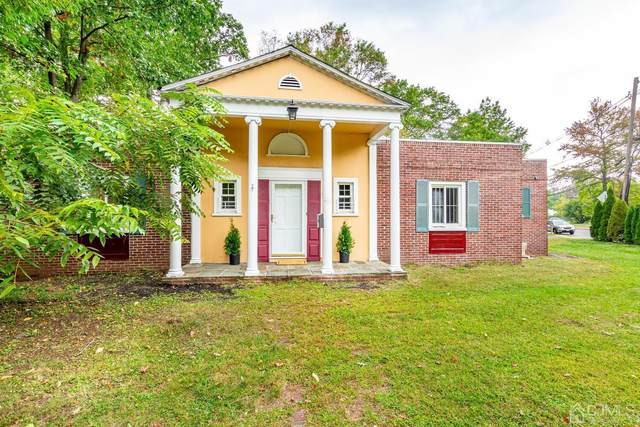 266 Middlesex Avenue, Metuchen, NJ 08840 (MLS #2106272) :: The Dekanski Home Selling Team