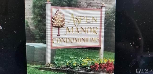 148 Overlook Court #1481, Woodbridge Proper, NJ 07095 (MLS #2106350) :: REMAX Platinum