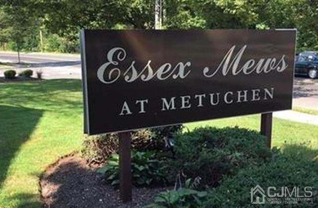 165 Essex Avenue #404, Metuchen, NJ 08840 (MLS #2106439) :: REMAX Platinum
