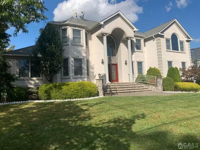 826 Inman Avenue, Edison, NJ 08820 (MLS #2106445) :: The Dekanski Home Selling Team