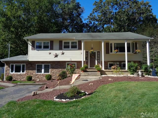 19 Annapolis Drive, Manalapan, NJ 07726 (MLS #2106469) :: The Sikora Group