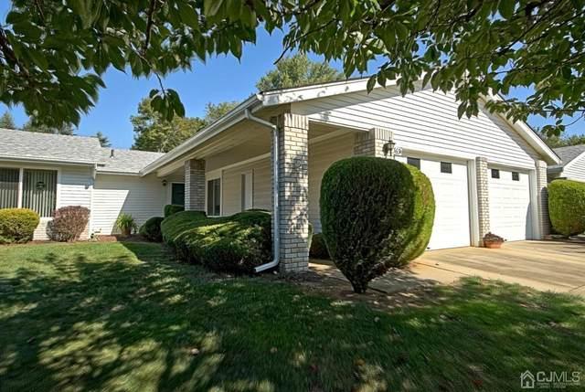 363 Union Drive 363B, Monroe, NJ 08831 (MLS #2106485) :: REMAX Platinum