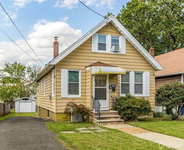 1568 Wyndmoor Avenue, Hillside, NJ 07205 (MLS #2106503) :: Halo Realty