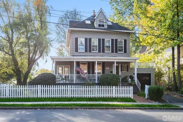 356 Lincoln Avenue E, Cranford, NJ 07016 (MLS #2106510) :: The Sikora Group
