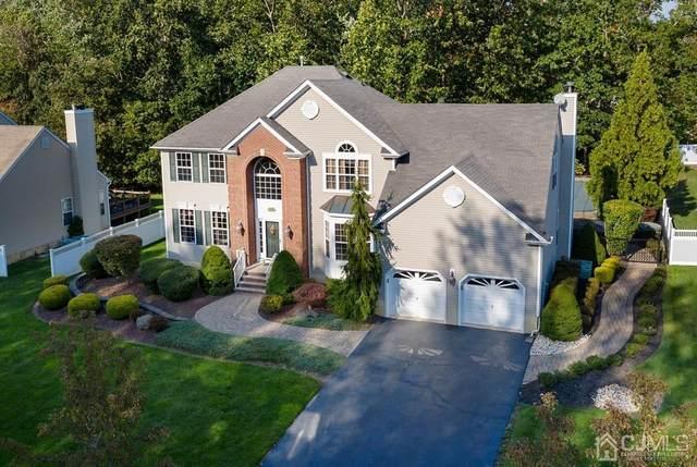 44 Spruce Meadows Drive, Monroe, NJ 08831 (MLS #2106521) :: The Dekanski Home Selling Team