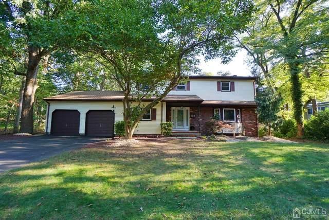54 Bosko Drive, East Brunswick, NJ 08816 (MLS #2106560) :: Provident Legacy Real Estate Services, LLC