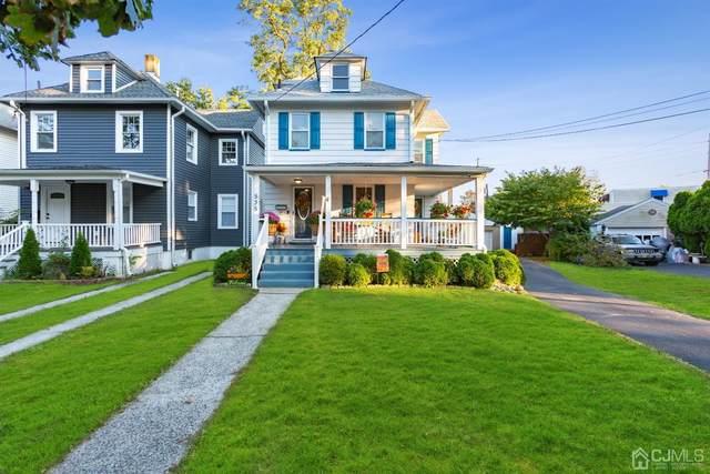 535 Front Street, Dunellen, NJ 08812 (MLS #2106712) :: The Dekanski Home Selling Team