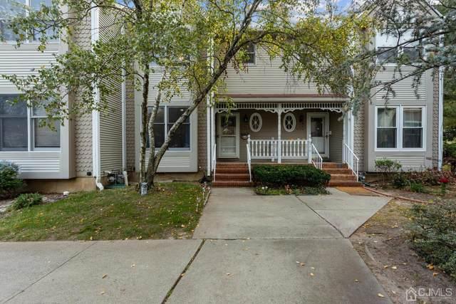 116 Northampton Drive N116, Holmdel, NJ 07733 (MLS #2106795) :: REMAX Platinum