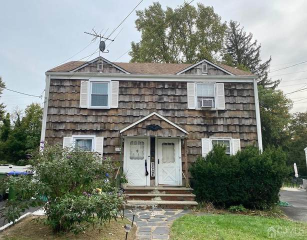 56 Macarthur Drive, Edison, NJ 08837 (MLS #2106818) :: Halo Realty