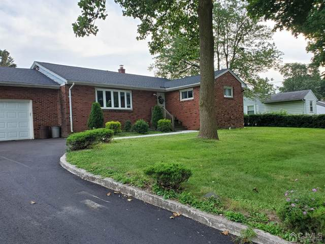 121 Rivercrest Drive, Piscataway, NJ 08854 (MLS #2106887) :: The Sikora Group