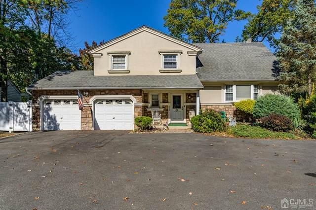 552 Oak Ridge Road, Clark, NJ 07066 (MLS #2106910) :: Halo Realty