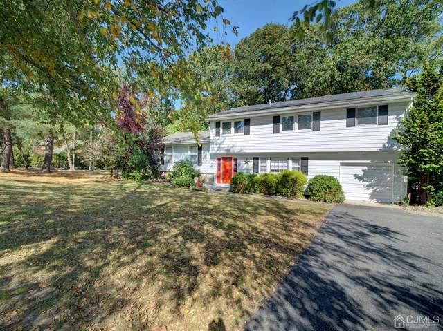 29 Bernard Road, East Brunswick, NJ 08816 (MLS #2106937) :: The Dekanski Home Selling Team