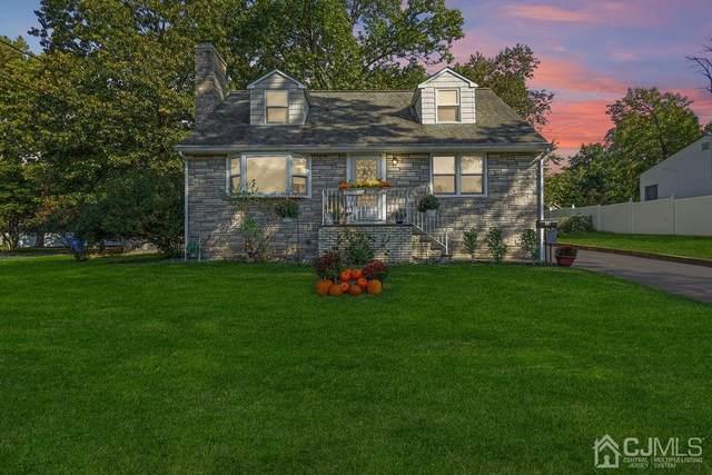 24 Pennington Avenue, Colonia, NJ 07067 (MLS #2106948) :: Provident Legacy Real Estate Services, LLC