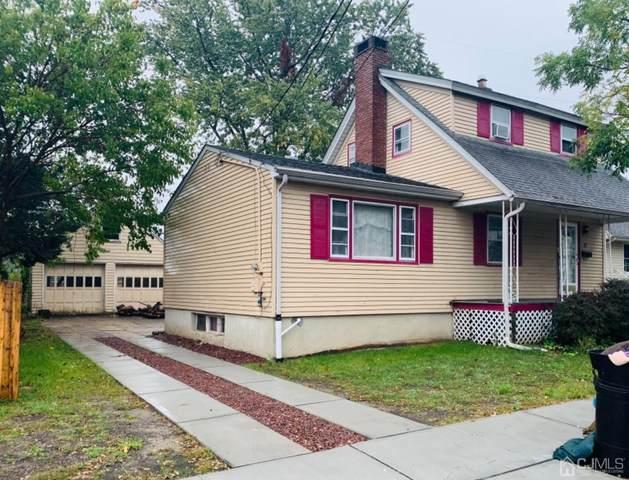 15 Burnet Street, Avenel, NJ 07001 (MLS #2107003) :: Provident Legacy Real Estate Services, LLC