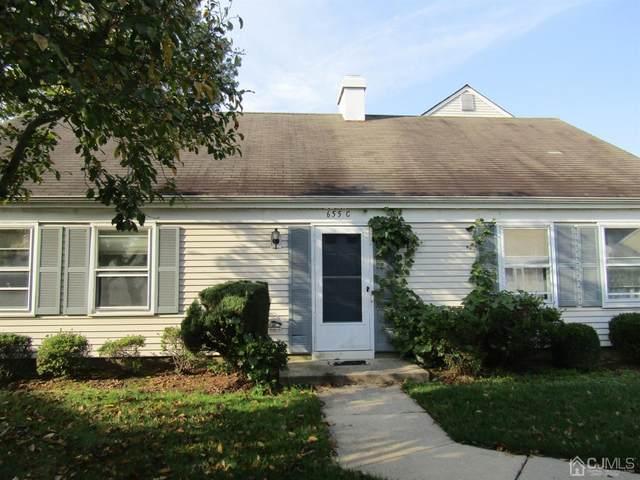 C Yale Way W 655C, Monroe, NJ 08831 (MLS #2107052) :: Provident Legacy Real Estate Services, LLC
