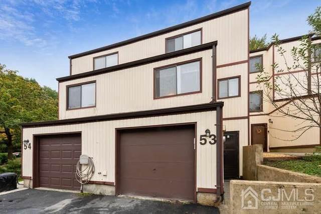 53 Ellen Heath Drive #53, Old Bridge, NJ 07747 (MLS #2107102) :: Kiliszek Real Estate Experts
