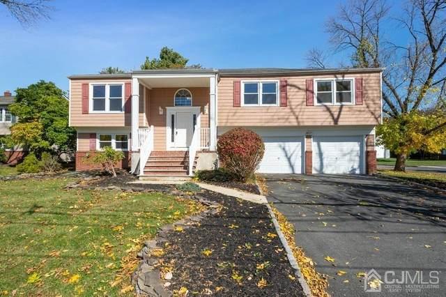 91 Oakey Drive, South Brunswick, NJ 08824 (MLS #2107201) :: REMAX Platinum