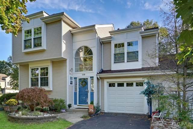 116 Bonnie Drive #1, Middletown, NJ 07748 (MLS #2107232) :: REMAX Platinum