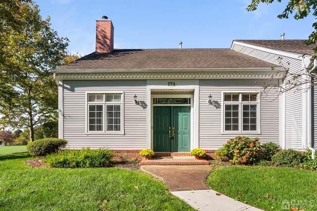 17 Winthrop Road 17A, Monroe, NJ 08831 (MLS #2107254) :: Kiliszek Real Estate Experts