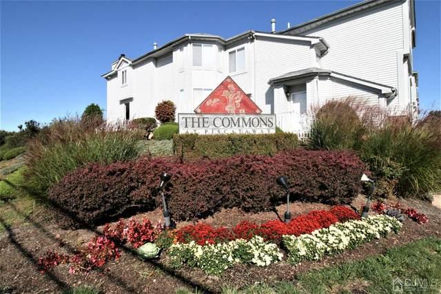104 Jesse Way #1, Piscataway, NJ 08854 (MLS #2107280) :: Kiliszek Real Estate Experts
