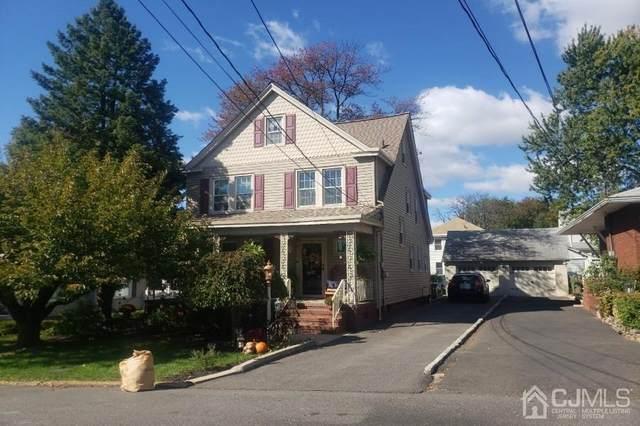23 Burchard Street S, Edison, NJ 08837 (MLS #2107324) :: REMAX Platinum
