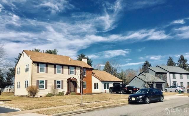 35 Sturbridge Drive, Piscataway, NJ 08854 (MLS #2107427) :: RE/MAX Platinum