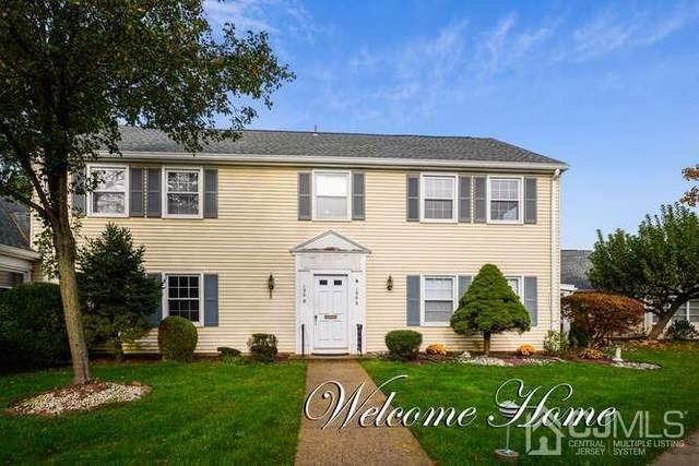 196 Mayflower Way B, Monroe, NJ 08831 (MLS #2107469) :: Kiliszek Real Estate Experts