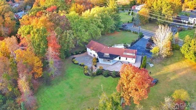125 Hardenburg Lane, East Brunswick, NJ 08816 (MLS #2107510) :: The Dekanski Home Selling Team