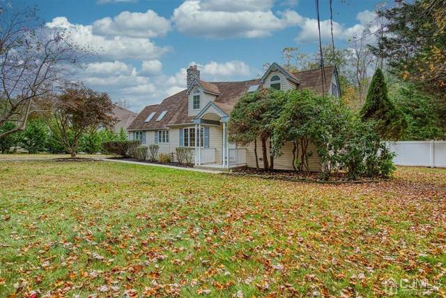 333 Union Hill Road, Manalapan, NJ 07726 (MLS #2107549) :: The Premier Group NJ @ Re/Max Central