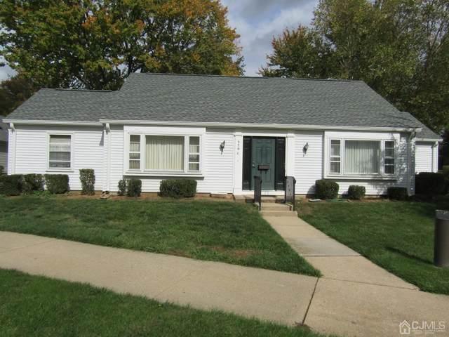 370 New Bedford Lane C, Monroe, NJ 08831 (#2107633) :: Nexthome Force Realty Partners