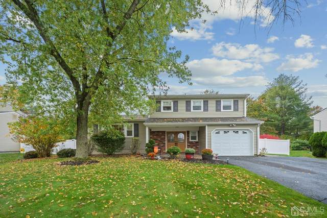64 Oakey Drive, South Brunswick, NJ 08824 (MLS #2107772) :: Gold Standard Realty