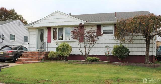 77 E Tappen Street, Port Reading, NJ 07064 (MLS #2107781) :: The Dekanski Home Selling Team