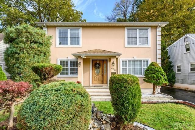 480 Jansen Avenue, Avenel, NJ 07001 (MLS #2107820) :: Parikh Real Estate