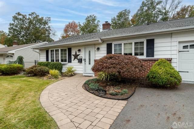 154 Winthrop Road, Edison, NJ 08817 (MLS #2107825) :: Parikh Real Estate