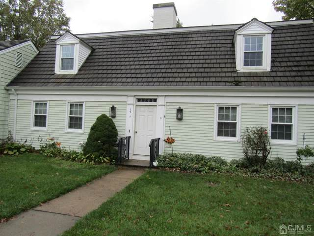 15 Old Nassau Road P, Monroe, NJ 08831 (#2107855) :: Nexthome Force Realty Partners