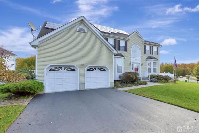 14 Spruce Meadows Drive, Monroe, NJ 08831 (MLS #2107924) :: William Hagan Group
