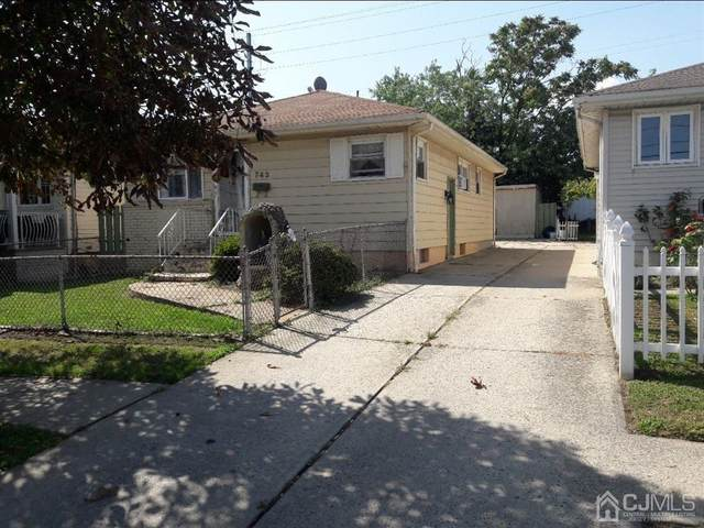 743 Catherine Street, Perth Amboy, NJ 08861 (MLS #2108020) :: REMAX Platinum