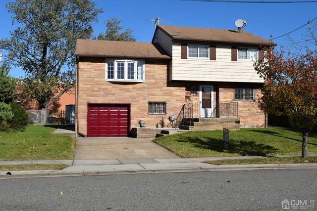 2 Hastings Place, Carteret, NJ 07008 (MLS #2108099) :: Team Gio | RE/MAX