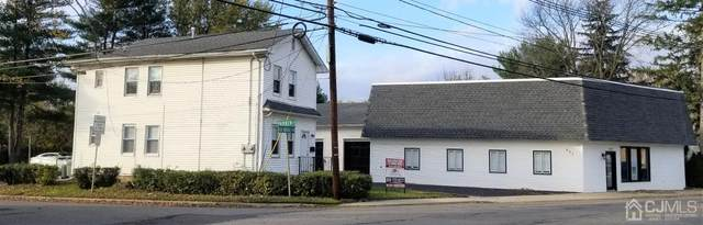 421 Old Bridge Turnpike, East Brunswick, NJ 08816 (MLS #2108162) :: REMAX Platinum