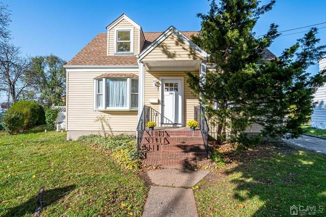 765 Donald Avenue, Perth Amboy, NJ 08861 (MLS #2108177) :: Team Gio | RE/MAX
