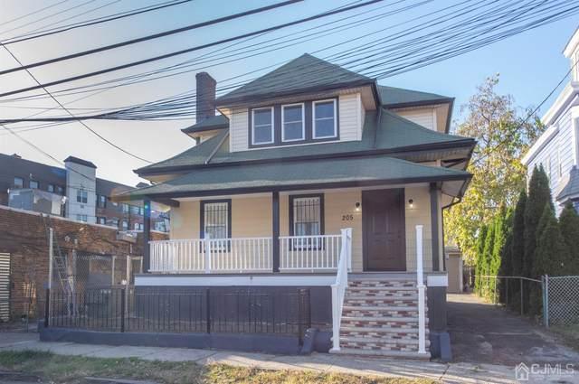 205 Isabella Avenue, Irvington, NJ 07111 (#2108342) :: Nexthome Force Realty Partners