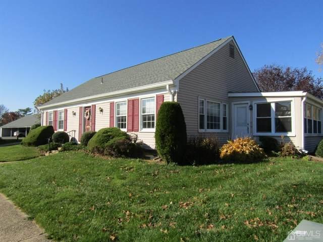 A Rossmoor Drive, Monroe, NJ 08831 (MLS #2108414) :: REMAX Platinum