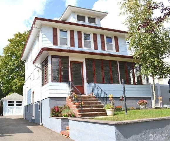 42 Ross Hall Boulevard N, Piscataway, NJ 08854 (MLS #2108543) :: The Sikora Group