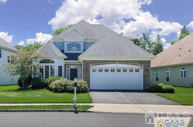 19 Schindler Court, Franklin, NJ 08873 (#2108805) :: Nexthome Force Realty Partners