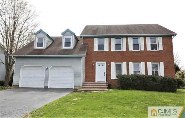 10 Franklin Drive, Plainsboro, NJ 08536 (MLS #2108824) :: William Hagan Group