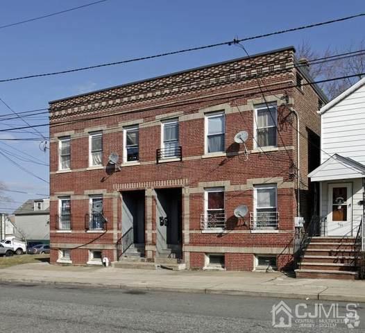 113 Seaman Street, New Brunswick, NJ 08901 (MLS #2108896) :: REMAX Platinum