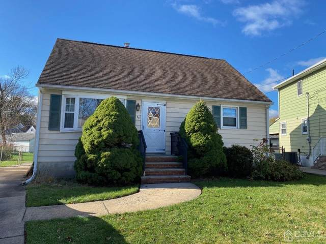70 Oak Lane, Edison, NJ 08817 (#2108898) :: Nexthome Force Realty Partners