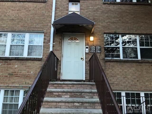 374 College Drive #374, Edison, NJ 08817 (MLS #2108921) :: The Sikora Group