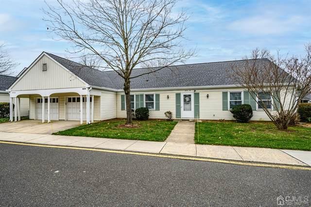 471 Newport Way 471A, Monroe, NJ 08831 (MLS #2108929) :: RE/MAX Platinum